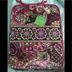 Vera Bradley Laptop Sleeve brand new with tags!